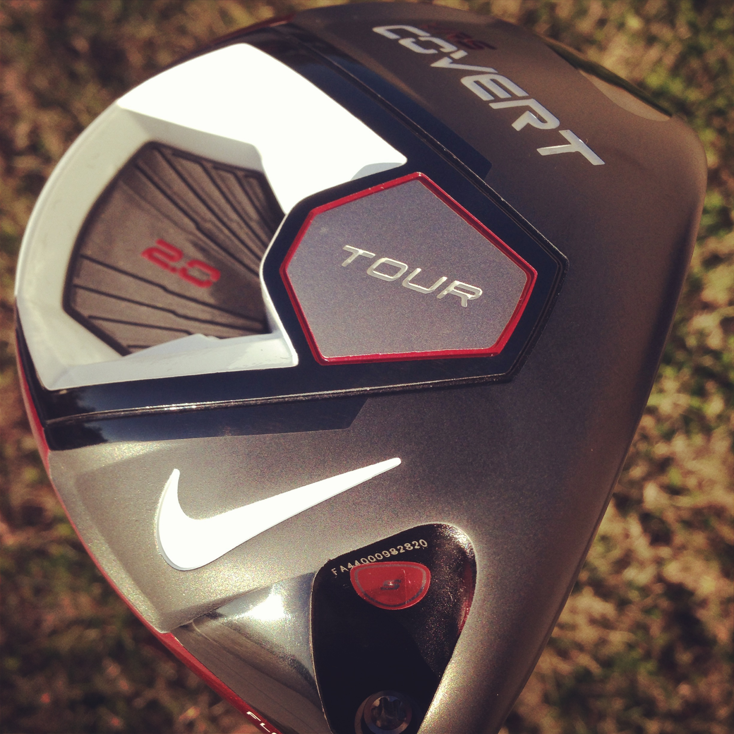 Covert 2.0 Tour Driver Sole