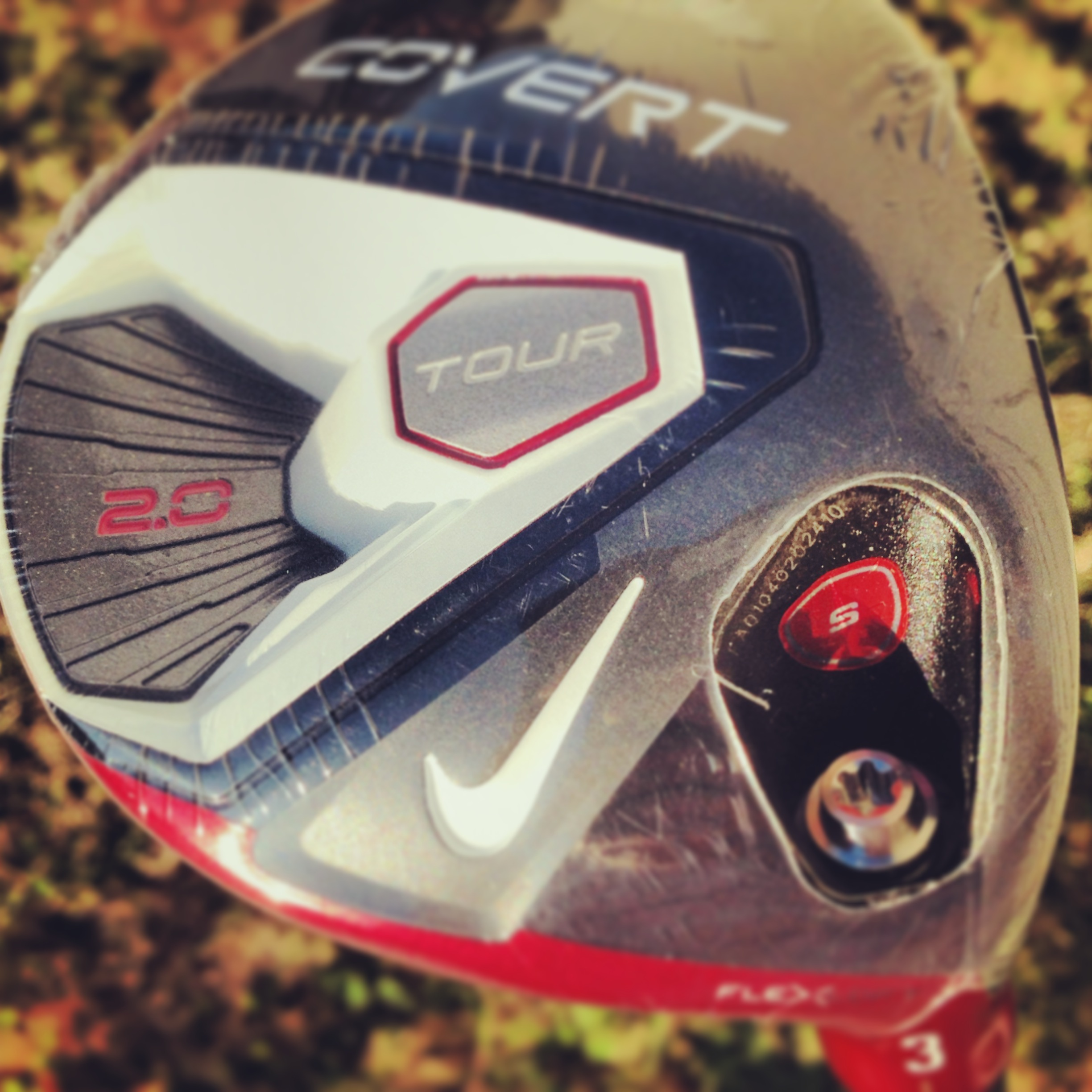 Covert 2.0 Tour Fairway Wood Sole