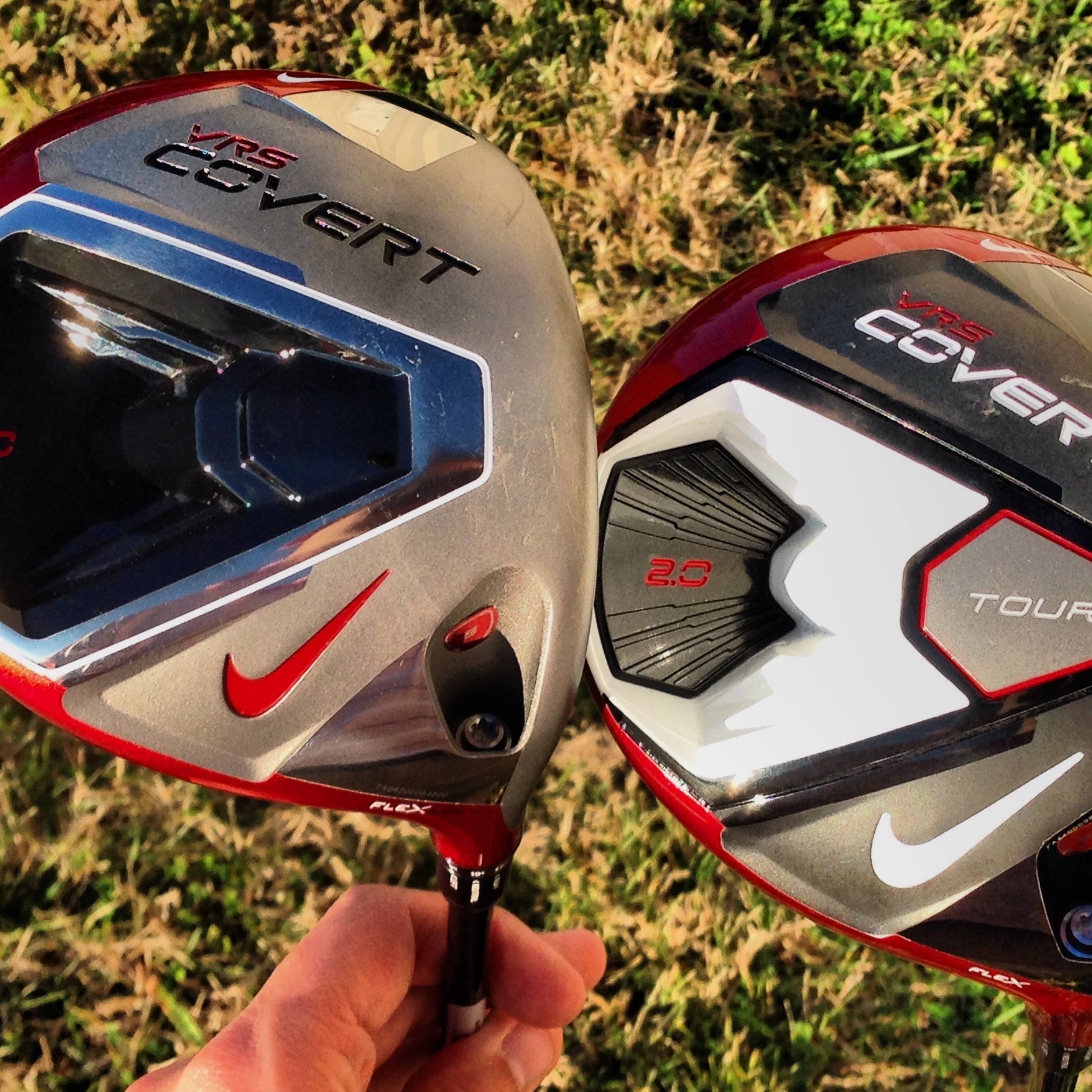 Covert 2.0 Driver and Covert 2.0 Tour Driver