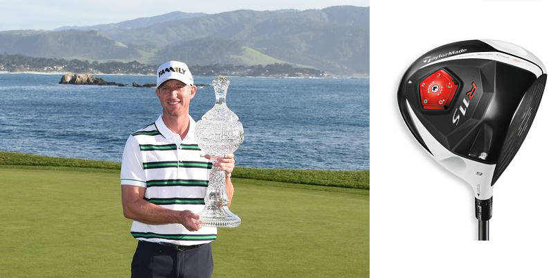 Vaughn Taylor 2016 AT&T Pebble Beach Pro Am