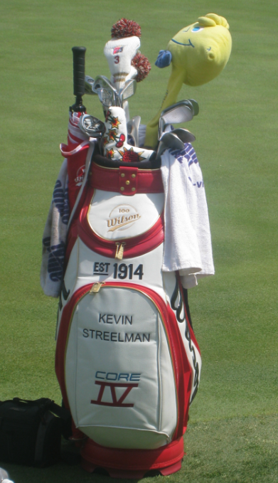 What S In The Bag Kevin Streelman