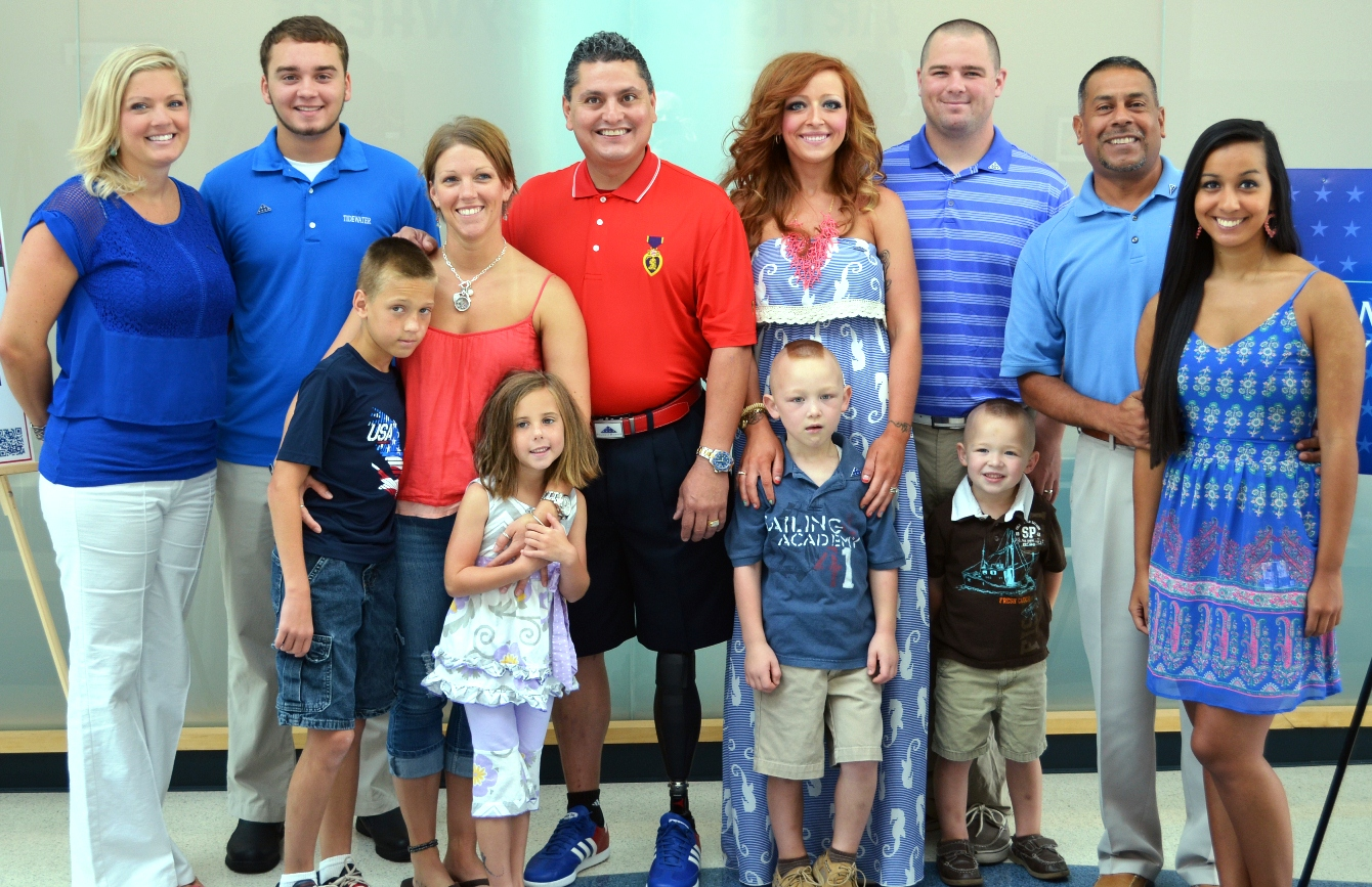 Four Years of Folds of Honor Scholarship Families - June 25 2014