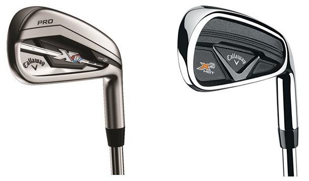 callaway-iron-comparison-xr-pro-vs-x2-hot-pro
