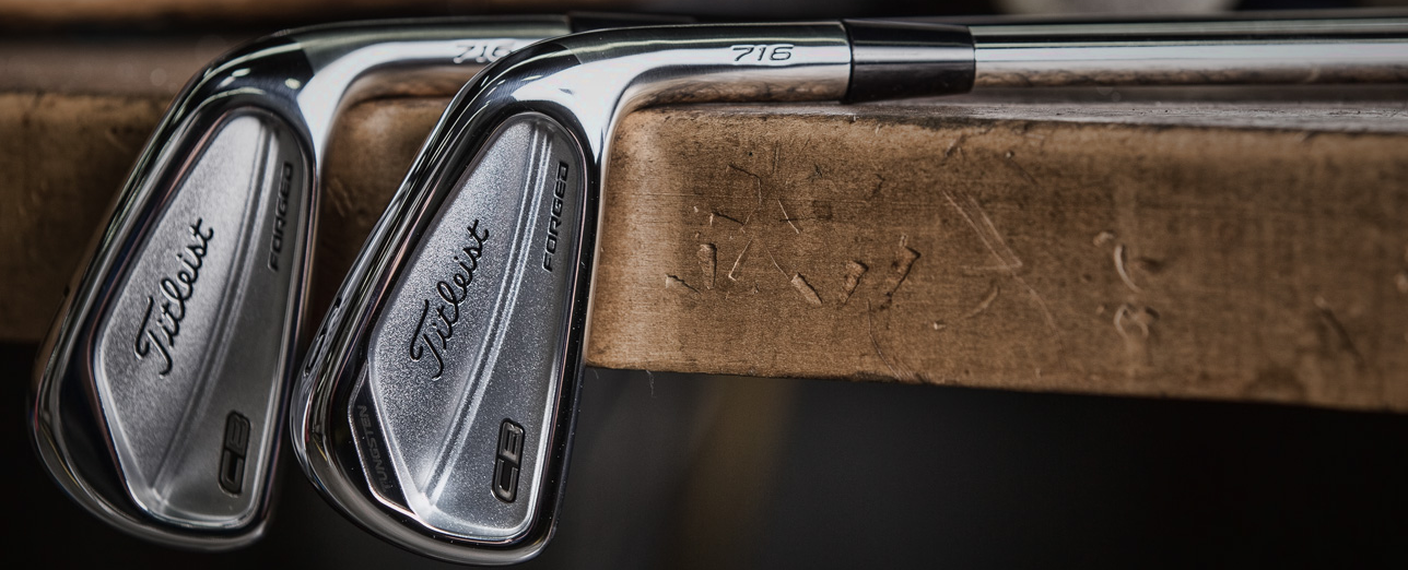 Titleist 716 CB Iron Beauty Image
