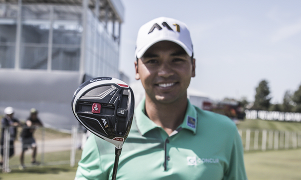 Jason Day and TaylorMade M1 Driver