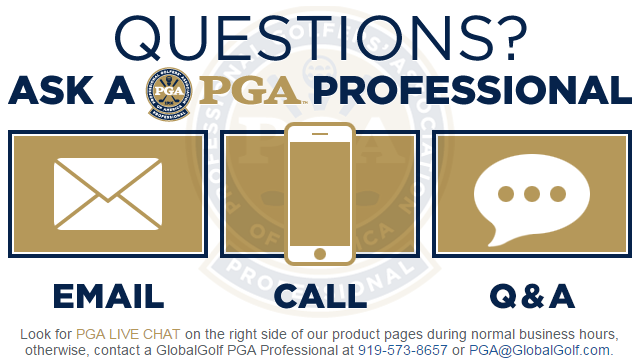 Ask A PGA Professionals at GlobalGolf