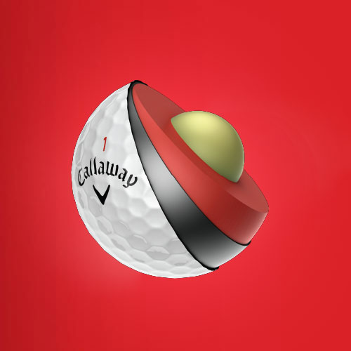 Callaway Chrome Soft More Spin and Control