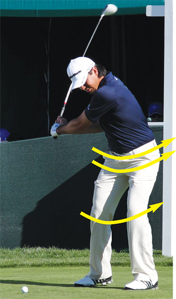 Jason Day Downswing