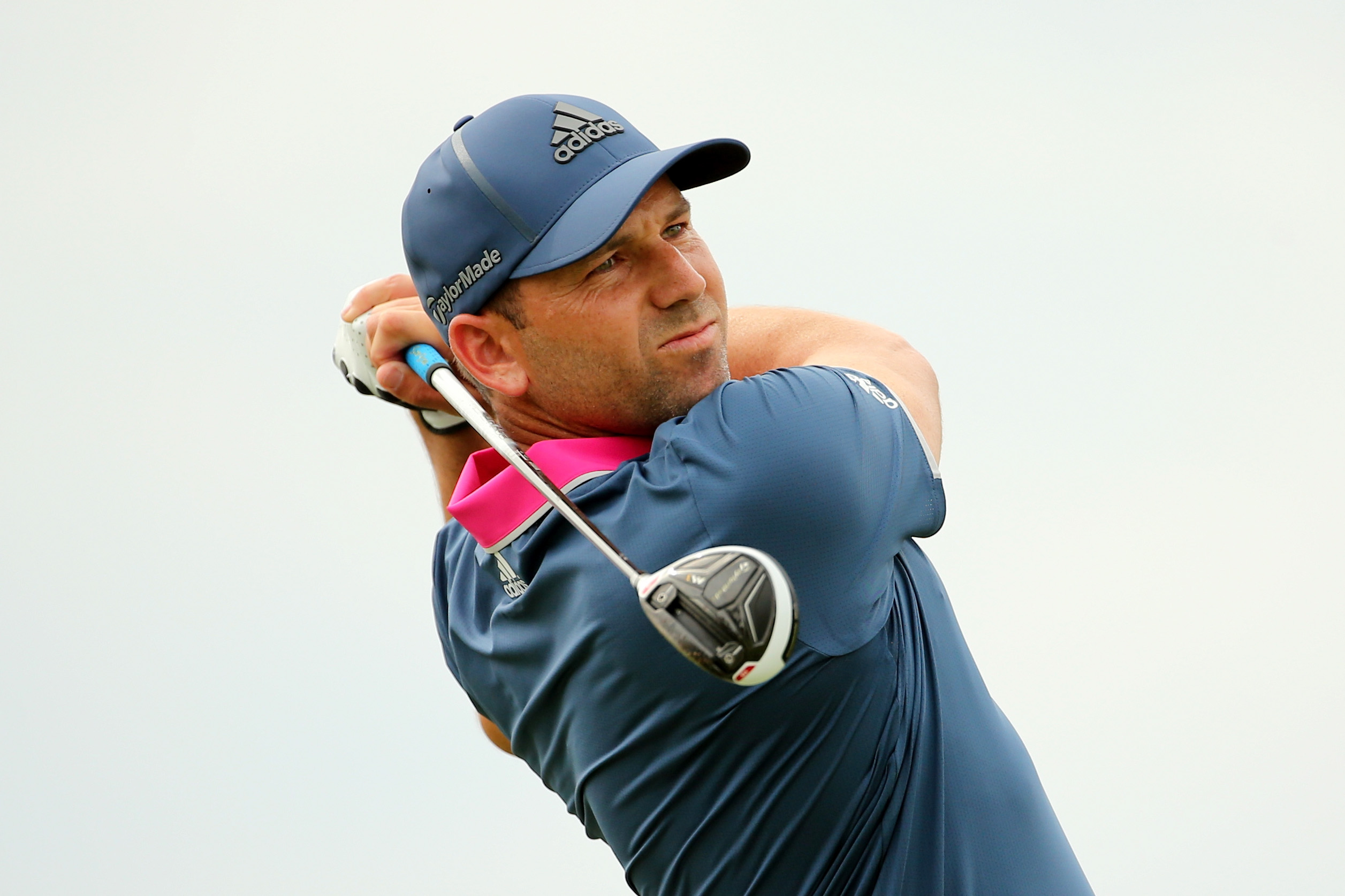 Sergio Garcia at Doral