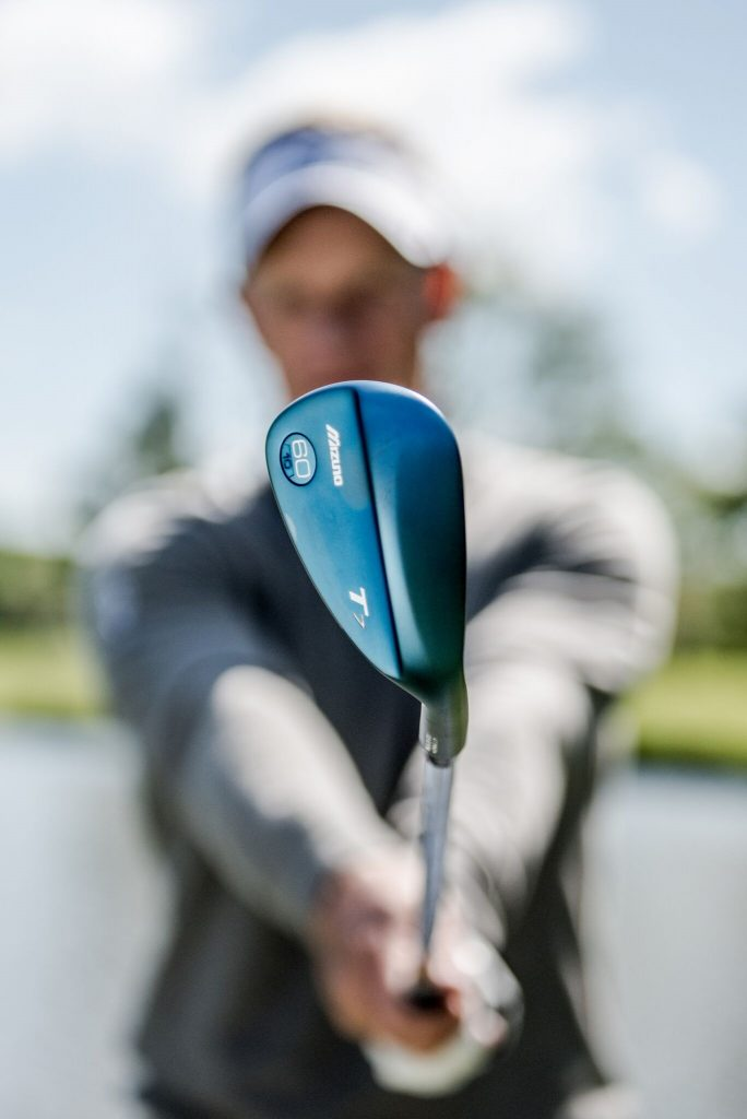 Mizuno T7 Wedge Luke Donald