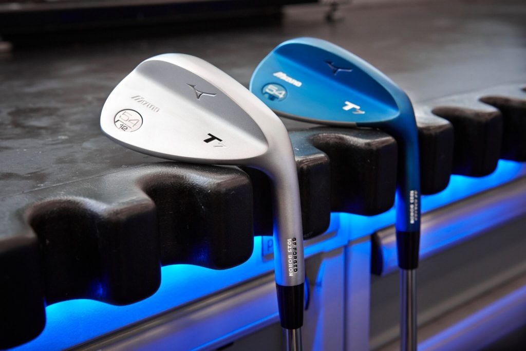 Mizuno T7 Wedge Workshop Photo