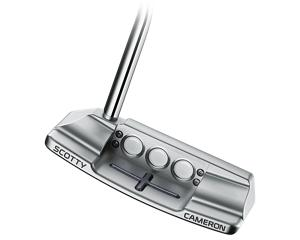 Cameron and Crown Select Newport M2 Mid-Mallet Putter
