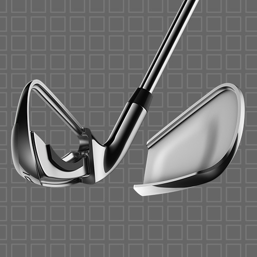 Callaway Steelhead XR Iron Face Cup Technology