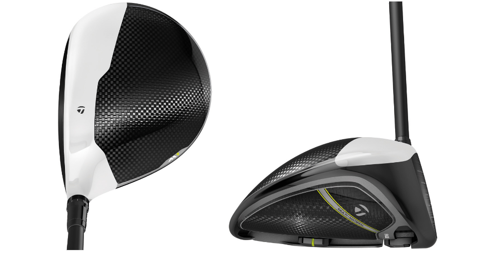 New TaylorMade M1 driver technology