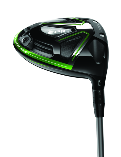 Callaway GBB Epic Track System