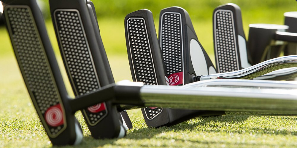 Odyssey O-Works putters