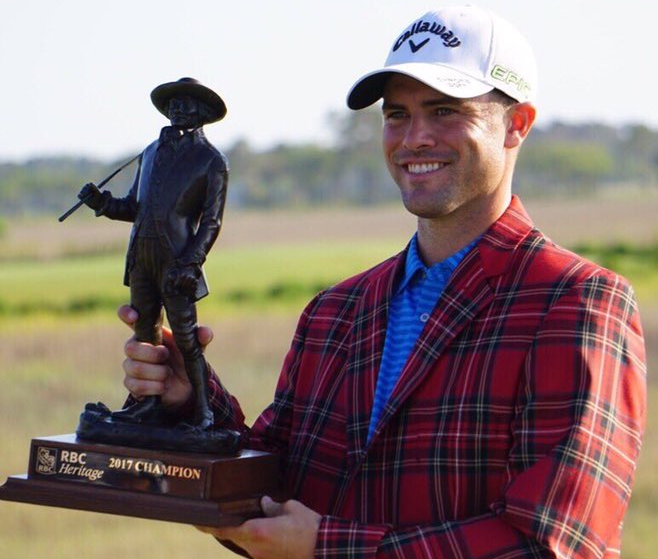Young Golfers: Wesley Bryan RBC Heritage