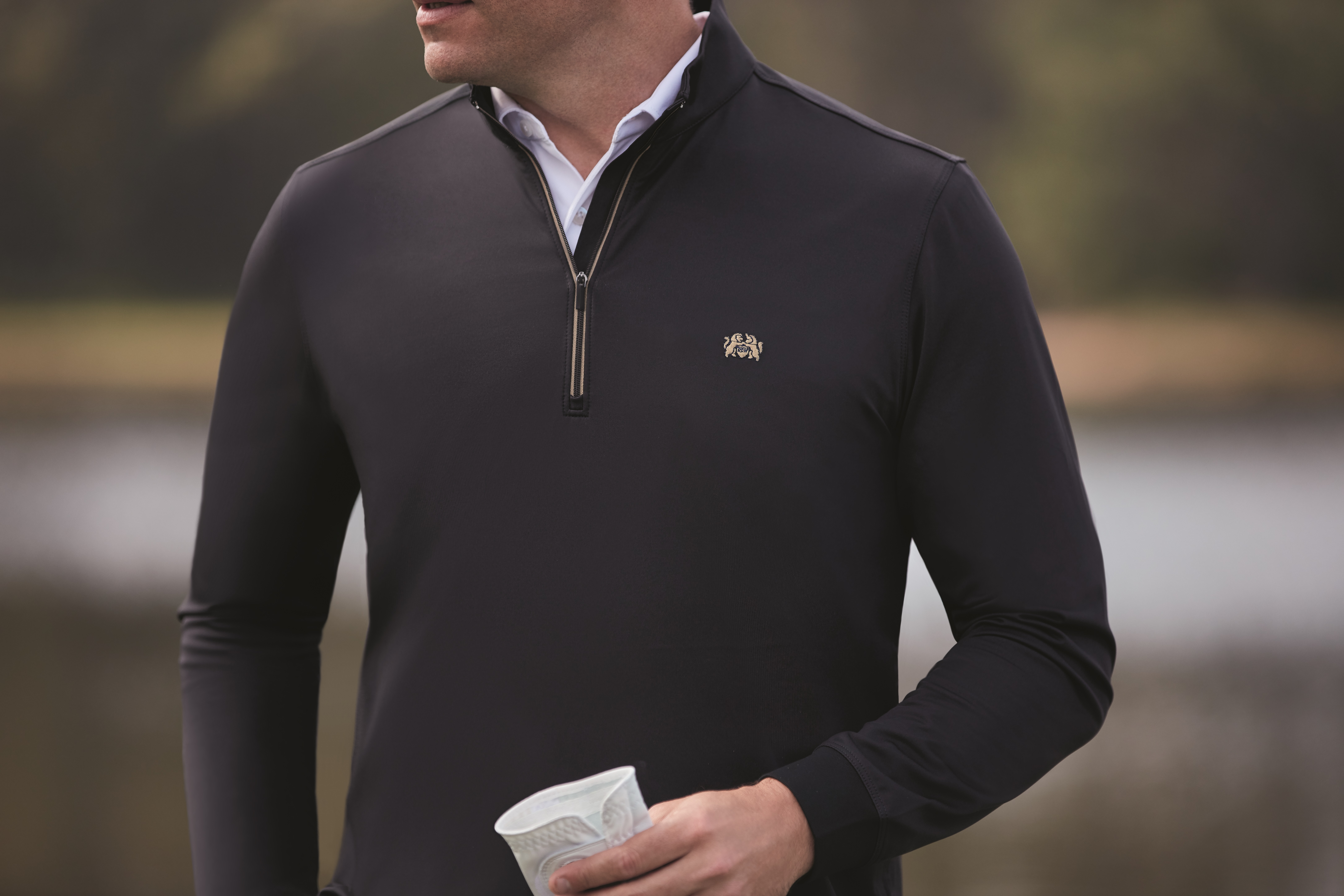 Tourney apparel line whins pullover