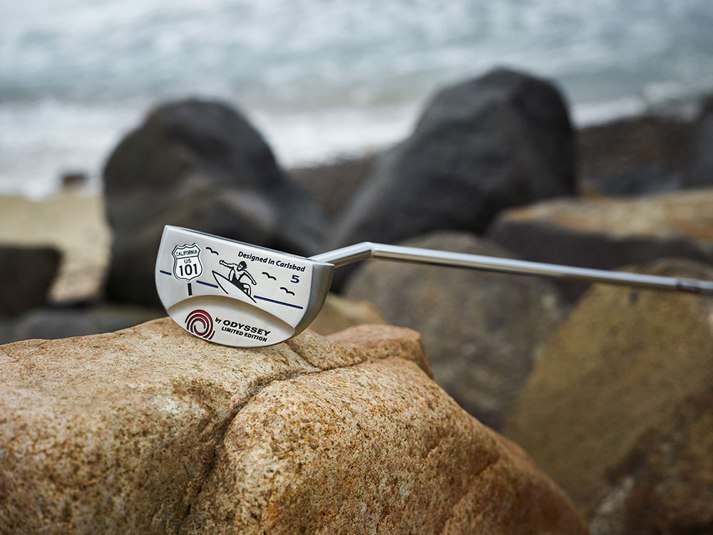 odyssey hwy 101 putters #5