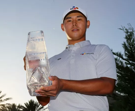 si woo kim players win