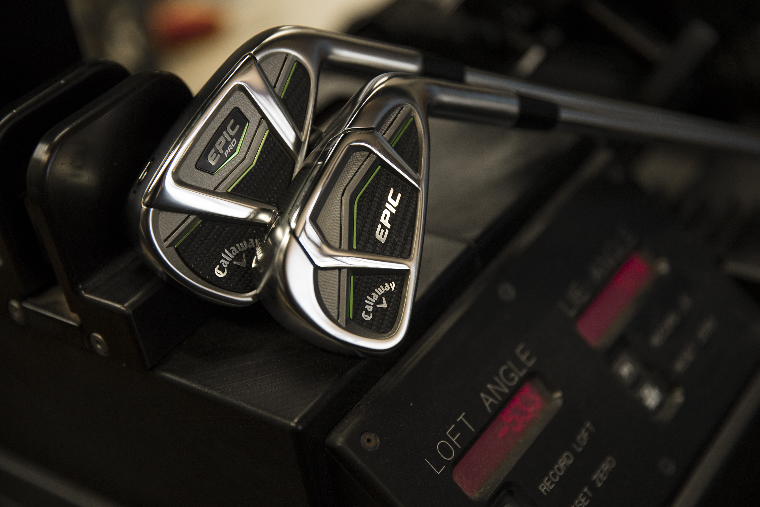 Epic and Epic Pro Irons