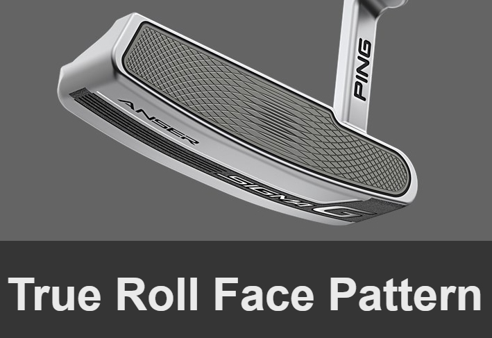 Ping Sigma G True Roll Face