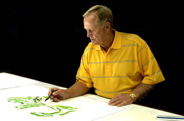 great course designers jack nicklaus