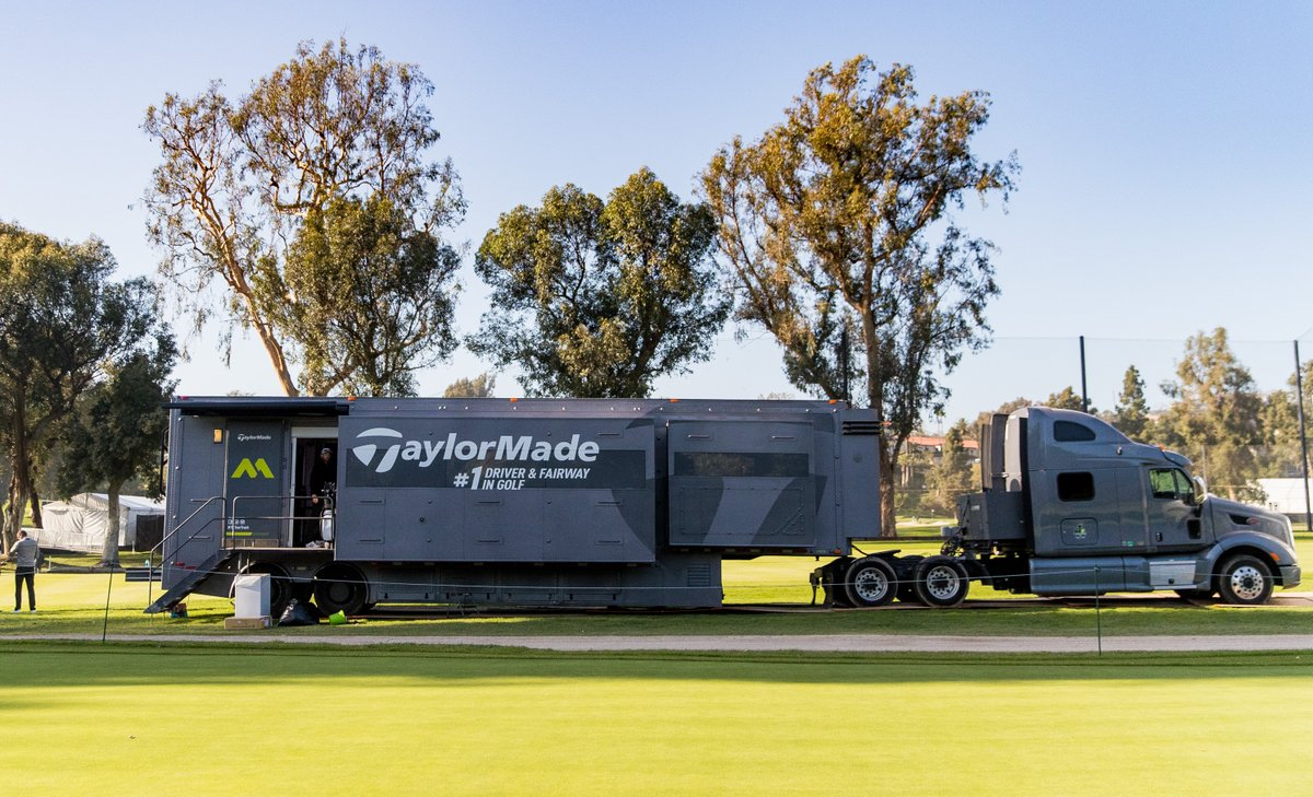 taylormade tour wrap up