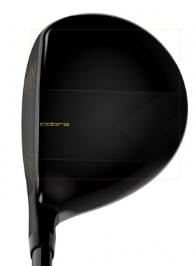 f max fairway wood crown