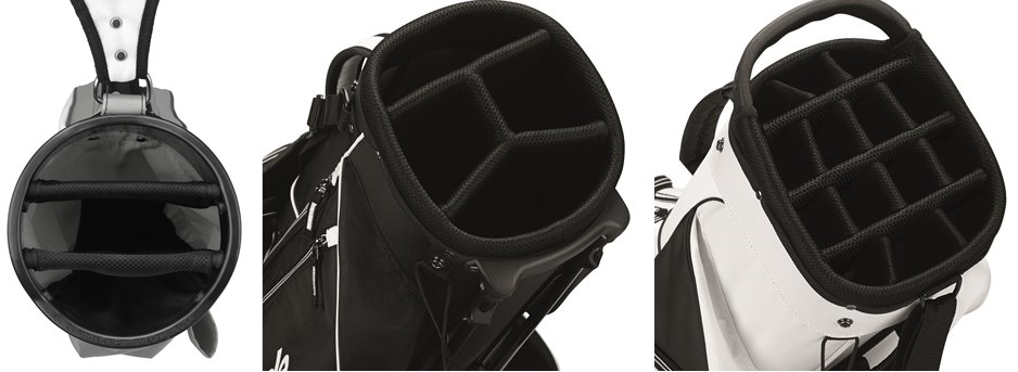 golf bag dividers