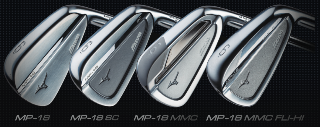 MP-18 irons
