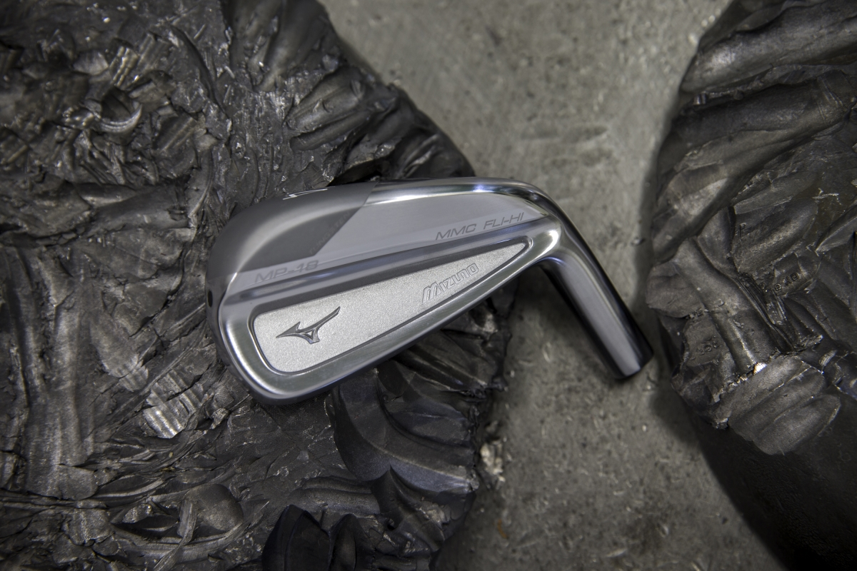 MP-18 MMC Fli-HI irons