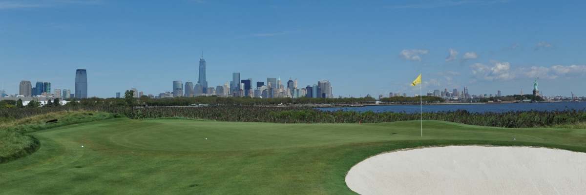 Liberty National Golf Club president's cup