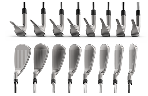 cbx irons progressive-shaping
