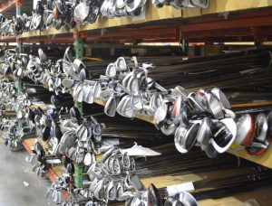 used golf clubs