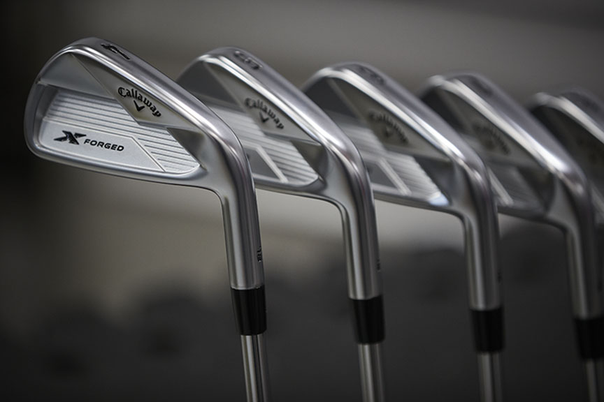 x forged 2018 irons