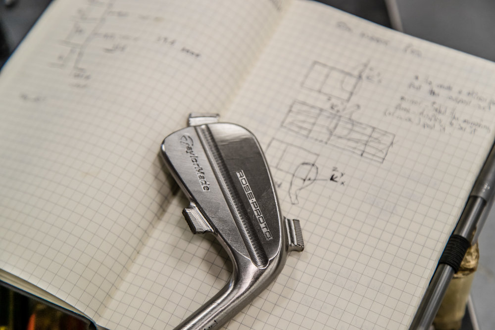 Rose Proto Irons