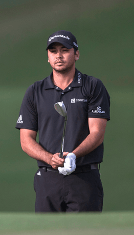 Jason Day visualize