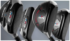 M3 and M4 fairway woods and hybrids
