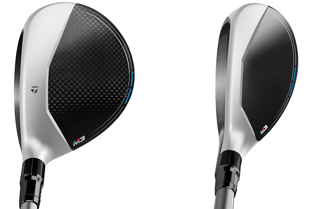 m3 fairway wood and rescue