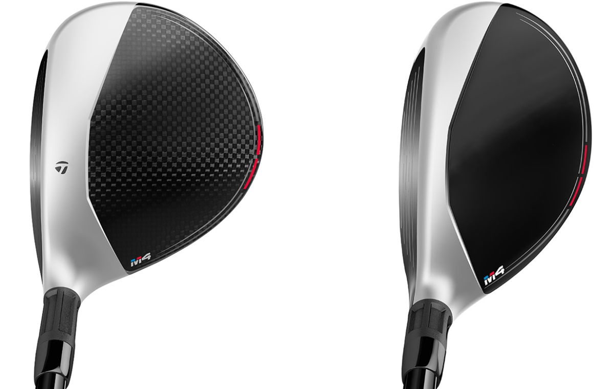 m4 fairway wood and rescue