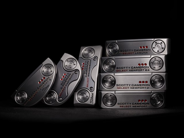 2018 scotty cameron select putters