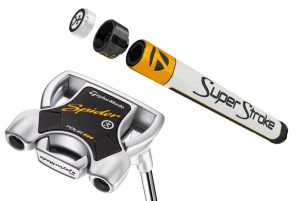 Spider Interactive Putter header