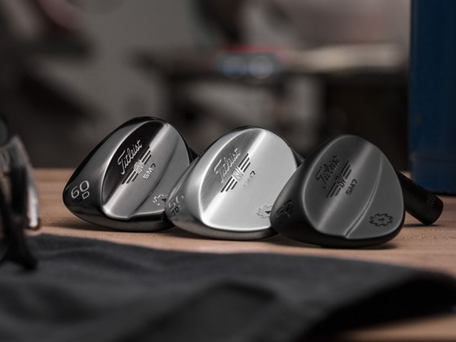 Titleist SM7 wedges favorite golf products