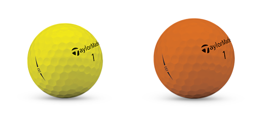 project s colored golf balls