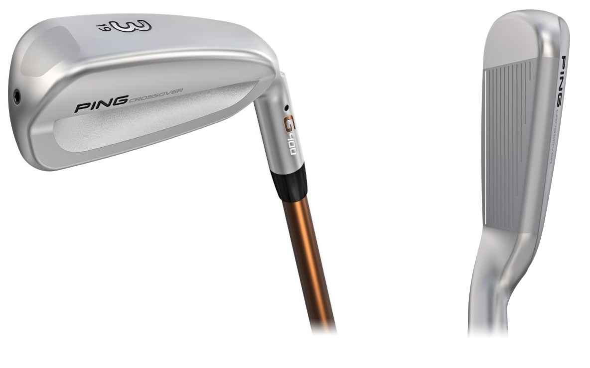 g400 crossover driving iron
