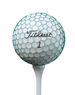Titleist AVX Dimple Design