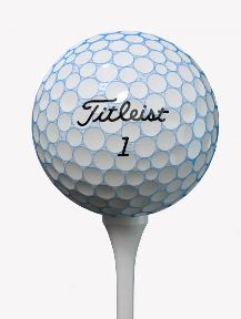 Titleist Tour Soft dimples
