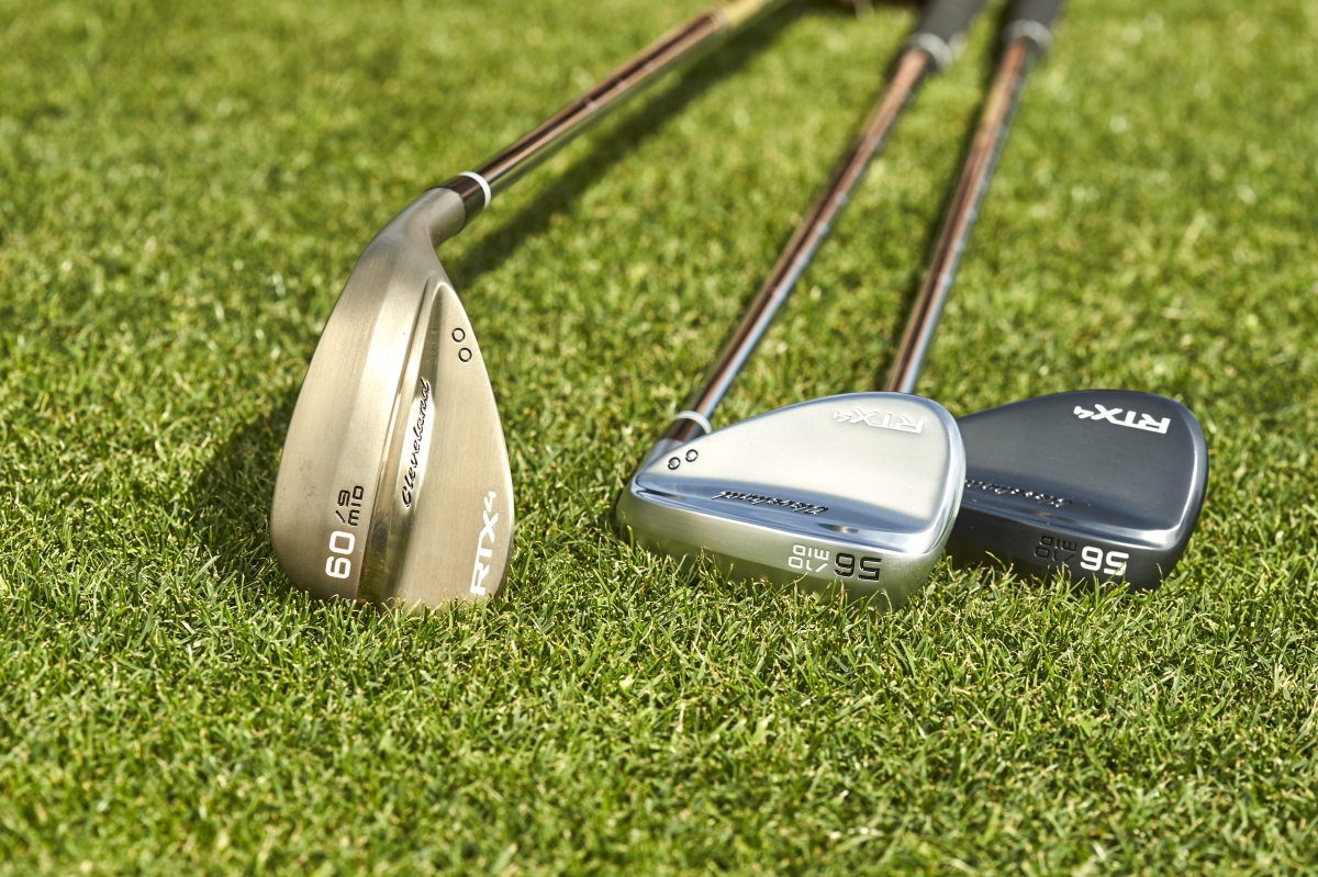 Clevelnad RTX-4 wedges