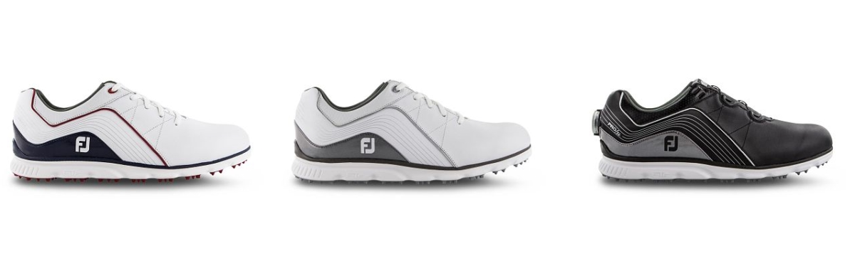 footjoy Pro SL color options